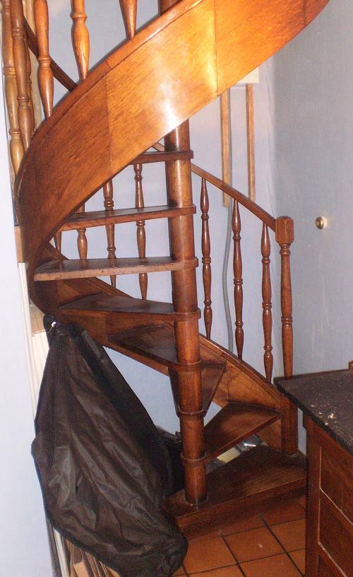 escalier en colimacon a vendre